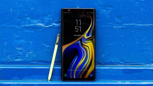 neues smartphone samsung galaxy note 9