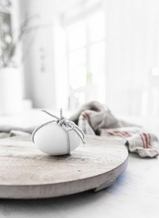 originelle ostereier osterdeko ideen