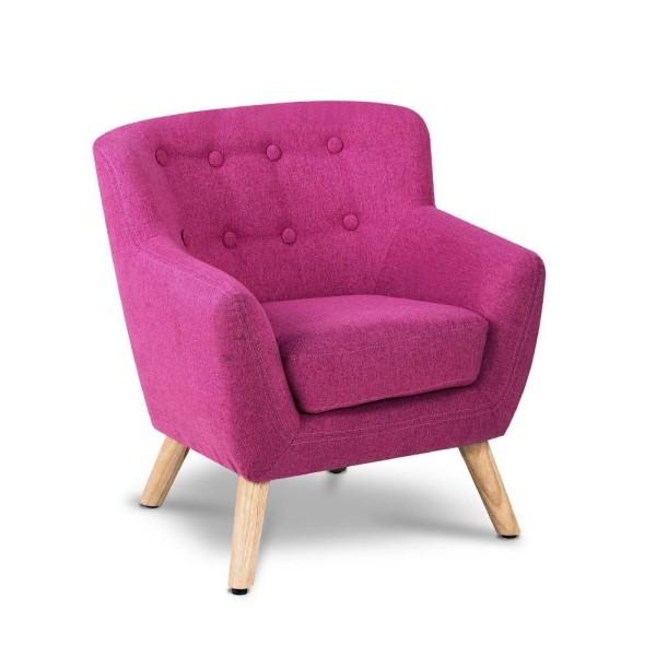 pinker sitzplatz kidnermöbel