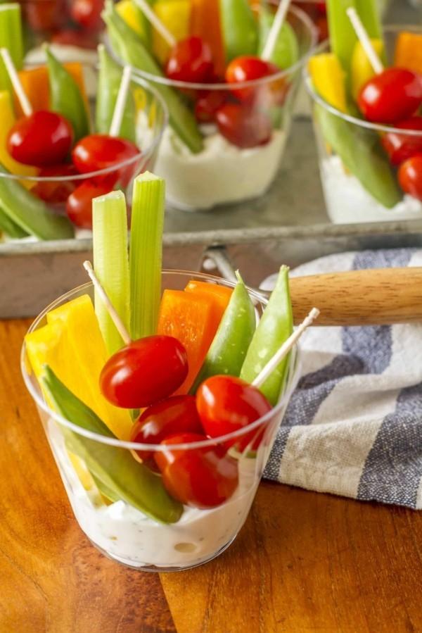 raue fingerfood rezepte partyhäppchen für veganer