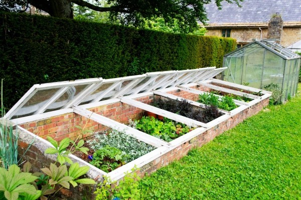 wunderbare Hochbeeten Gartenpflege