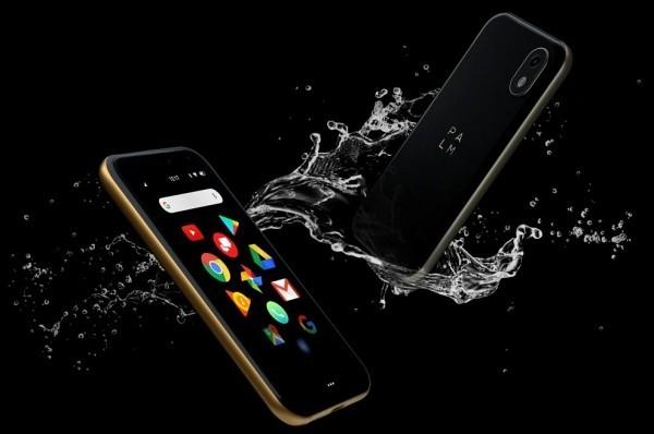 Das winzige Palm Smartphone ist ab sofort ein selbstständiges Gerät wasserfest und staubabweisend winzig klein
