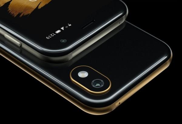 Das winzige Palm Smartphone ist ab sofort ein selbstständiges Gerät zwei neue kameras 12 und 8 mp