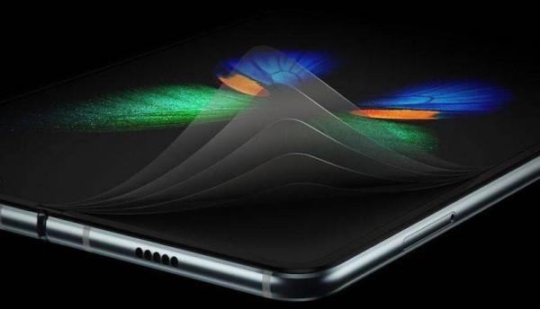 Defekte verzögern Freigabe von Samsung Galaxy Fold display lässt sich abziehen