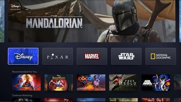 Disney Plus ist das neue Streaming Service, das noch dieses Jahr debütiert neue filme und tv sendungen