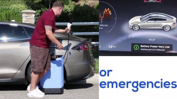 Elektroauto Innovation Energiequelle