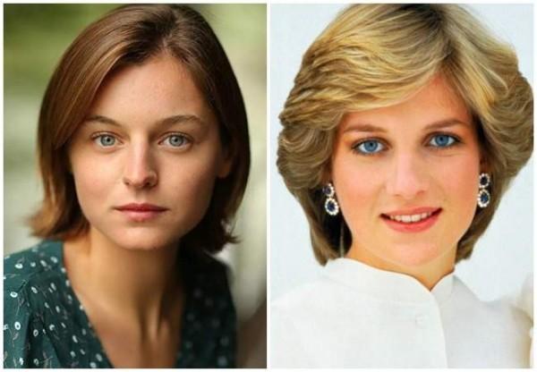 Emma Corrin spielt Lady Diana The Crown erzählt von der gescheiterten Ehe der Prinzessin