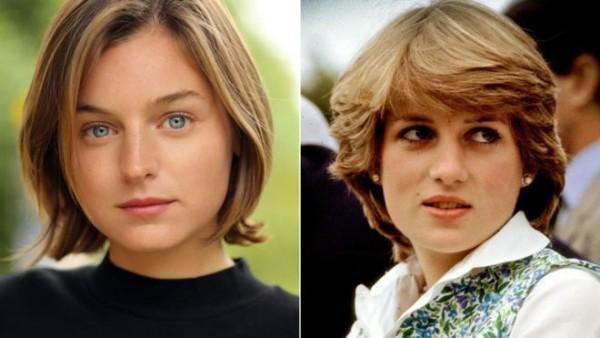 """Emma Corrin spielt Lady Diana vierte Staffel von Hitserie """"The Crown"""""""