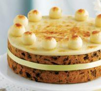 Früchtekuchen Rezept: So backen Sie den englischen Marzipankuchen zum Muttertag