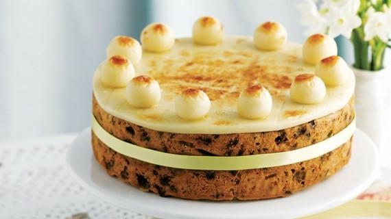 Früchtekuchen Rezept Kuchen Muttertag Osterkuchen