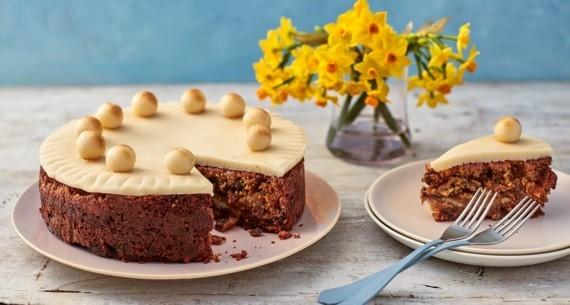 Früchtekuchen Rezepzt Kuchen zum Muttertag backen