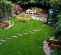 Gartentipps für Jedermann –dekorieren Sie draußen mit Liebe zum Detail!