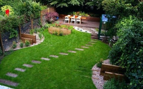 Gartentipps für jedermann einzelne Gartenzonen gut definieren