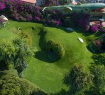 Hobbit House – ein einzigartiges Beispiel für organische Architektur inmitten der freien Natur