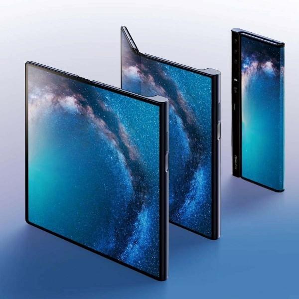 Huawei Mate X Freigabe wird trotz Problemen mit Galaxy Fold nicht verzögert beeindruckend und modern