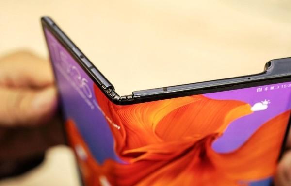 Huawei Mate X Freigabe wird trotz Problemen mit Galaxy Fold nicht verzögert tablet modus beim einfalten