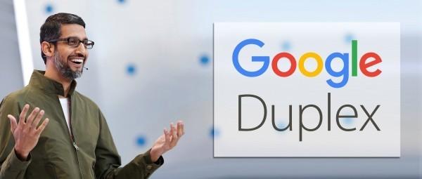 KI-Chatbot Google Duplex ist bereit in den USA verfügbar google io 2018 präsentation