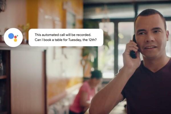 KI-Chatbot Google Duplex ist bereit in den USA verfügbar künstliche intelligenz macht reservierung