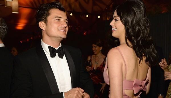 Katy Perry Orlando Bloom ein Liebespaar schwere Zeiten durchgemacht