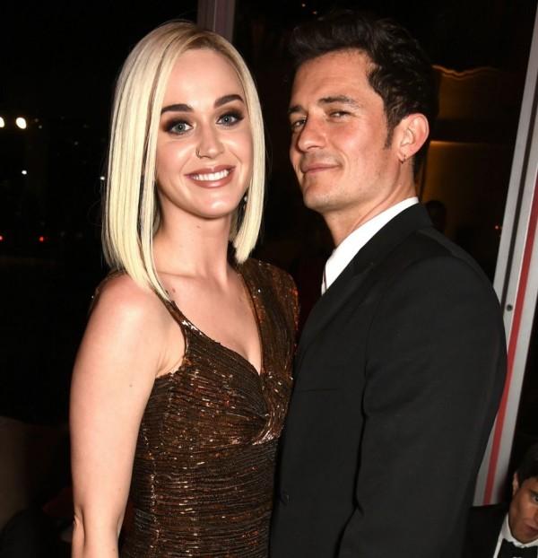 Katy Perry Orlando Bloom planen ihre traumhafte Hochzeit