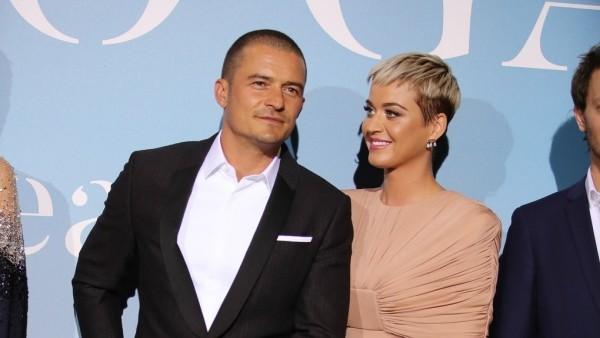 Katy Perry Orlando Bloom verliebt verlobt traumhafte Hochzeit planen