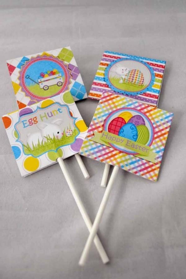 Kleine Süßigkeiten Ostern Geschenke
