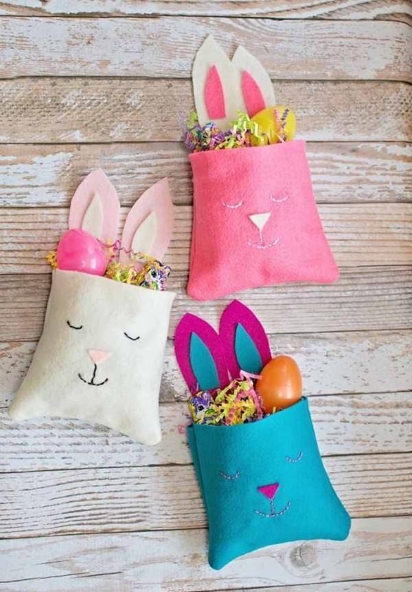 Kleine tolle Tüten Ostern Geschenke