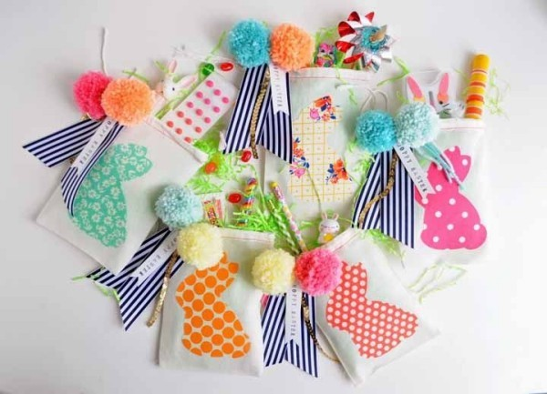 Kuschelige Deko Ostern Geschenke