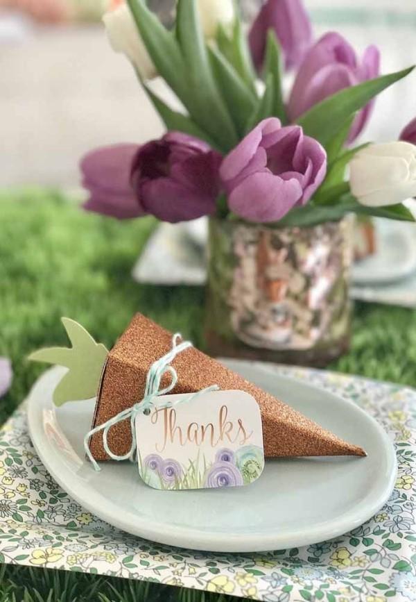 Möhren Idee - Tiere - Ostern Geschenke
