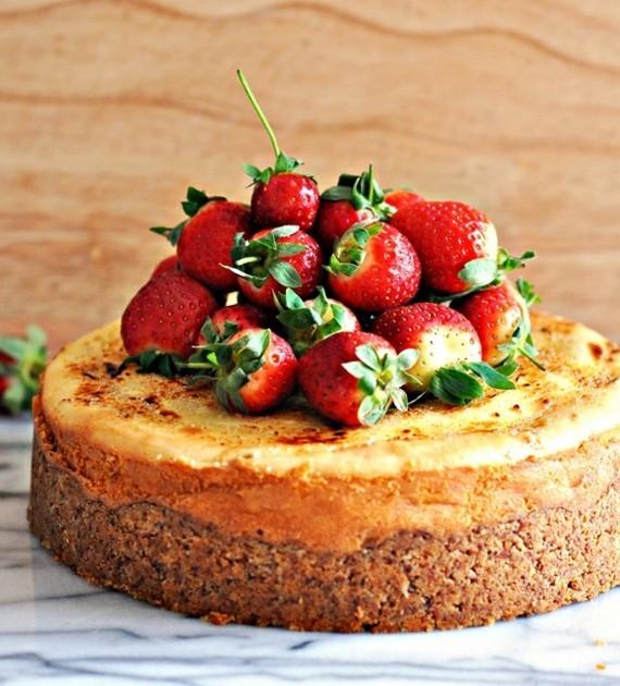 Mandelkuchen Rezept Erdbeeren Käsekuchen Mandelkuchen ohne Mehl