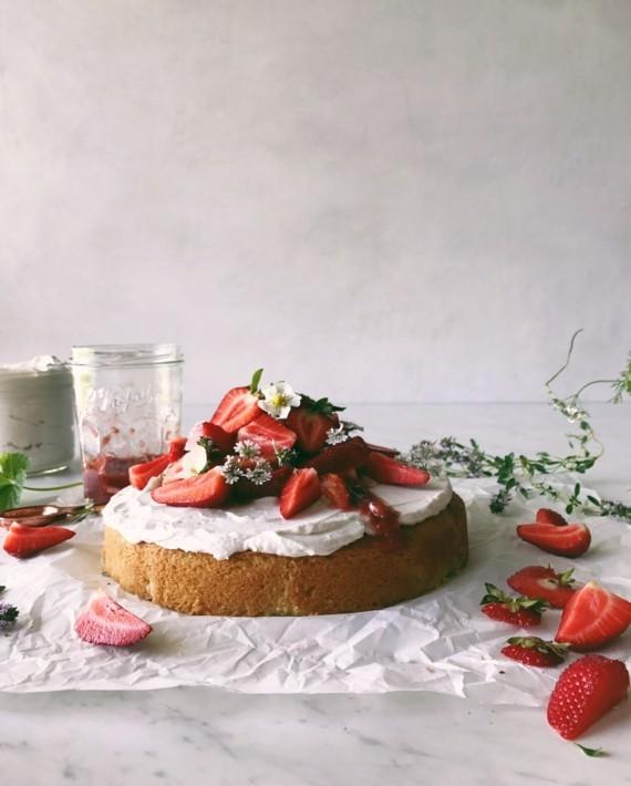 Mandelkuchen Rezept Erdbeerkuchen Mandelkuchen ohne Mehl