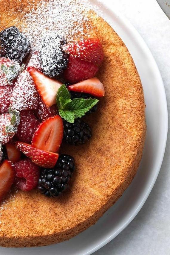 Mandelkuchen Rezept Früchtekuchen Rezept Mandelkuchen ohne Mehl