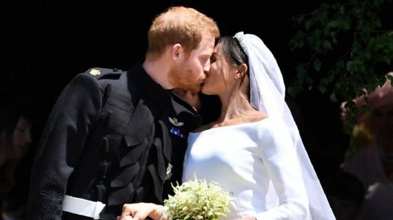 Meghan Markle Hochzeitskleid Prinz Harry Prinz William Trauzeuge