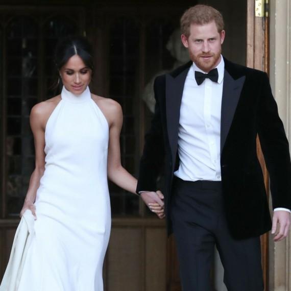 Meghan Markle Hochzeitskleid Prinz Harry Prinz William