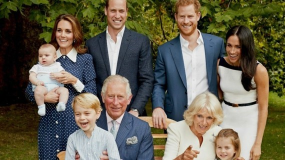 Meghan Markle Kate Middleton Prinz Harry Prinz William königliche Familie