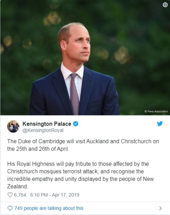 Meghan Markle Prinz Harry Prinz William Kensington Palace