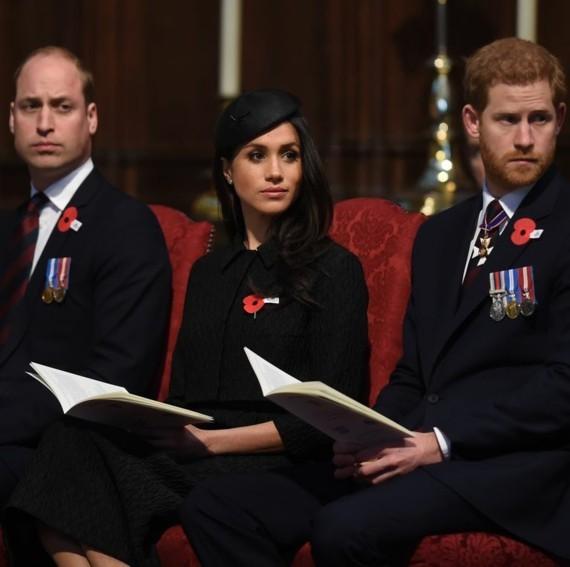Meghan Markle schwanger Prinz Harry Baby Prinz William Neuseeland Reise