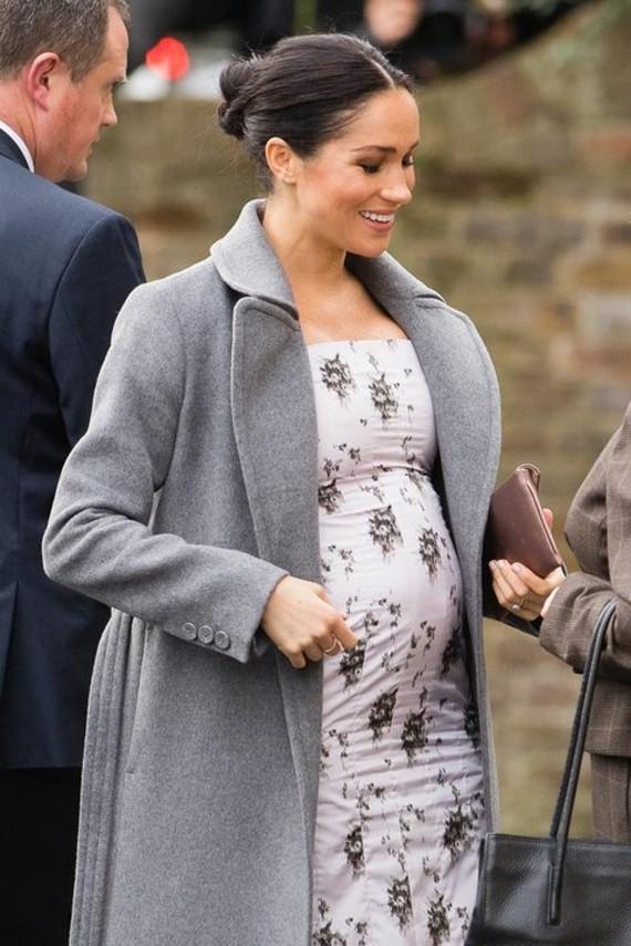 Meghan Markle schwanger Prinz Harry Baby Prinz William