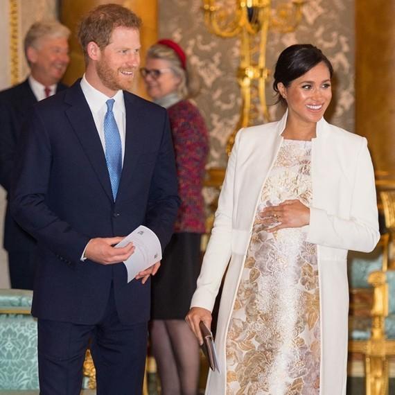 Meghan Markle schwanger Prinz Harry Prinz William