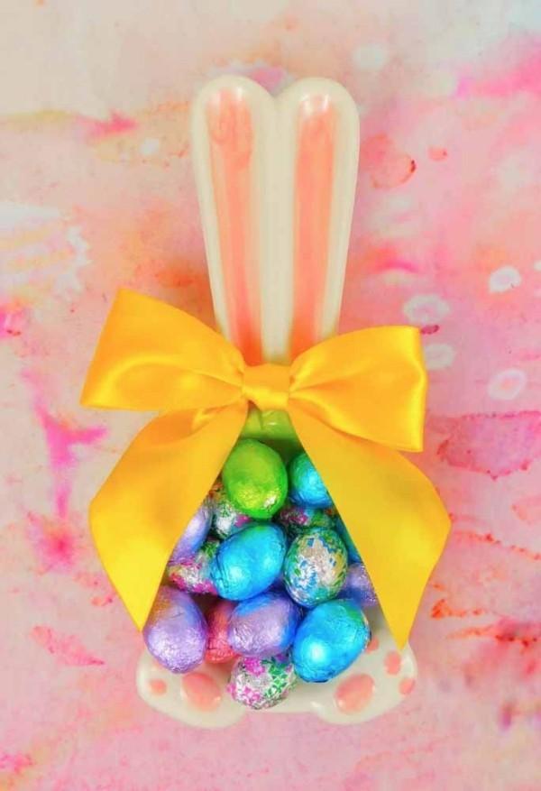 Mehrere Schocko-Eier Ostern Geschenke