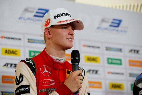 Mick Schumacher erwartet großartige Sportkarriere