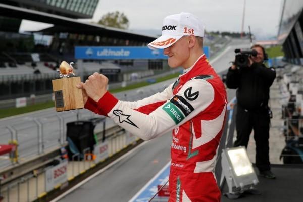 Mick Schumacher je schwer das Rennen desto süßer der Erfolg