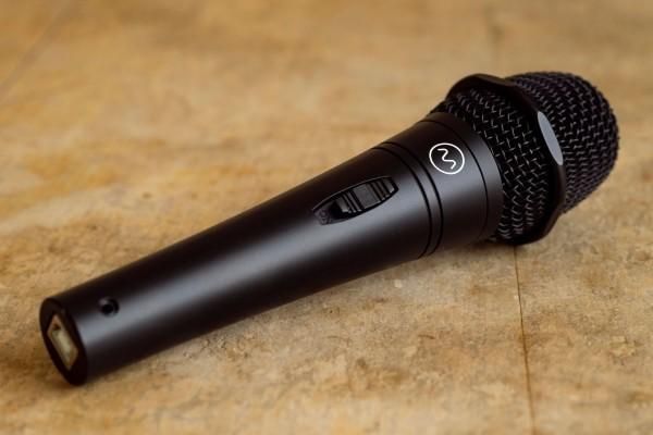 Musikanlage Mikrofon