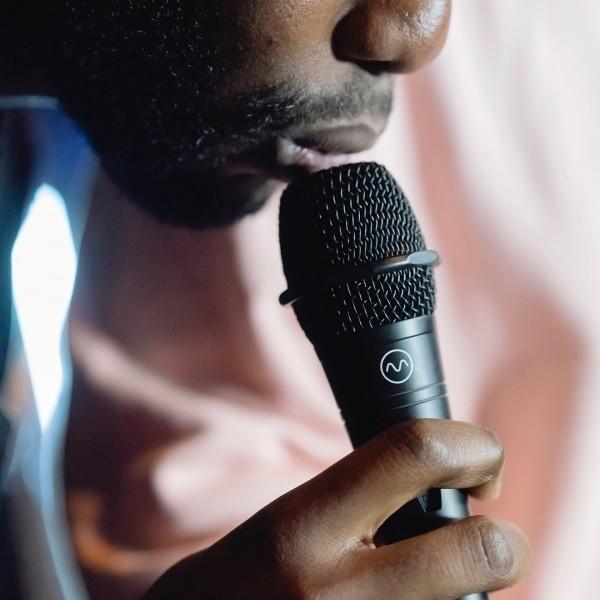 Musikanlage Singen toll