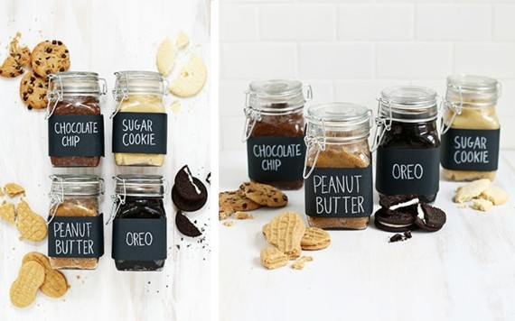Muttertagsgeschenke basteln DIY Süßigkeiten