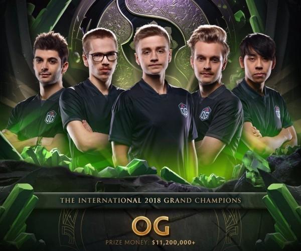 OpenAI Five besiegt Dota 2 Weltmeister Team OG das profi team von eports