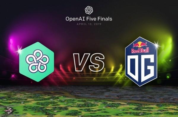 OpenAI Five besiegt Dota 2 Weltmeister Team OG weltmeister team gegen open ai