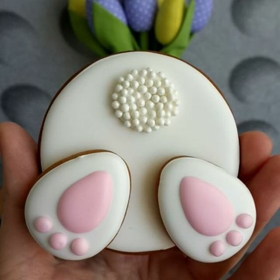 Osterhasen backen mit Kindern Osterhasen Kekse Ideen