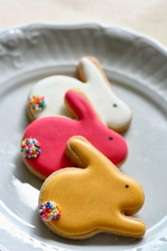 Osterhasen backen mit Kindern Osterhasen Kekse