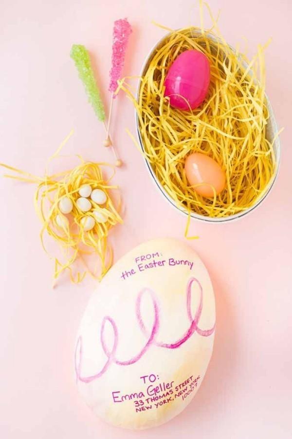Ostern Geschenke Inspiration mit Ostereiern